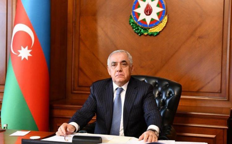 Əli Əsədov gürcüstanlı həmkarına başsağlığı verib