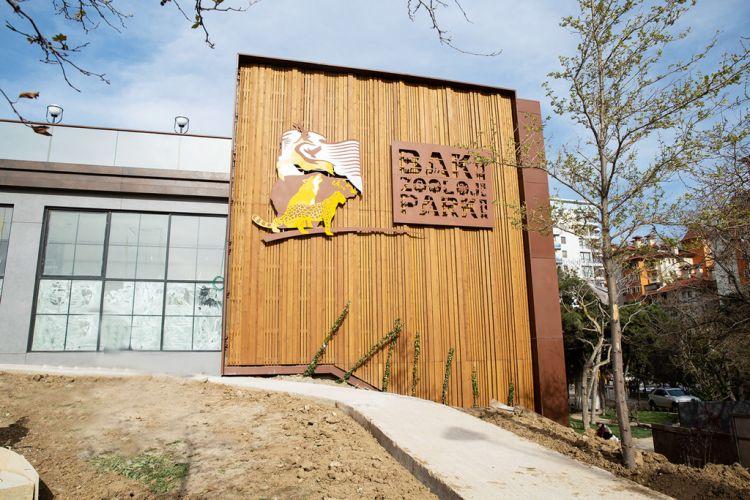Bakı Zooloji Parkına giriş üçün  QİYMƏTLƏR AÇIQLANDI