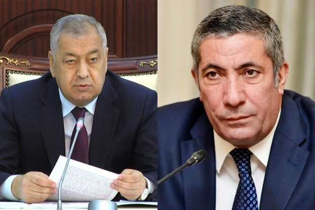 Siyavuş Novruzov Vahid Əhmədova söz atdı, cavabını aldı