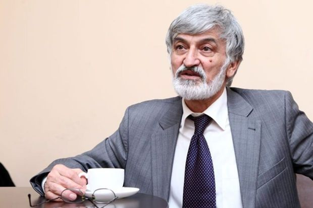 """Xalq artisti Şamil Süleymanov: """"Şuşadakı evimizin başına fırlandım"""" - VİDEO"""
