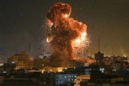 İsrail PUA-ları İran bazalarına zərbələr endirdi