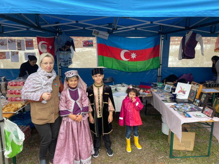 Azərbaycan Oslodakı dostluq festivalında təmsil olunub -  FOTO