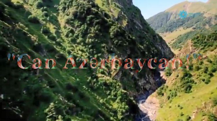 """""""Can Azərbaycan"""" adlı sənədli film çəkilib VIDEO"""