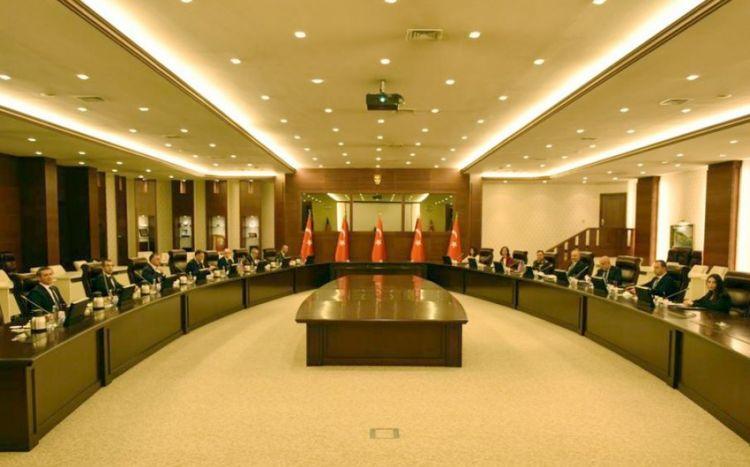 Azərbaycan və Türkiyə Təhlükəsizlik Şurası katiblərinin görüşü olub