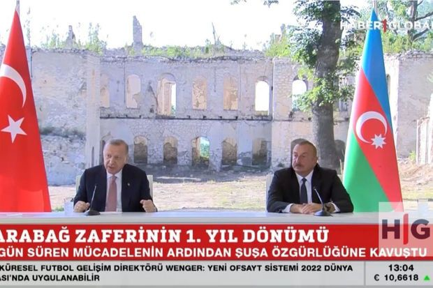 Ərdoğan Şuşaya səfər edəcək -  VİDEO