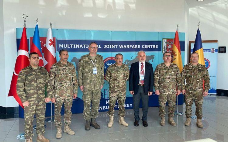 Ənvər Əfəndiyev Türkiyənin ordu generalı ilə görüşüb -  FOTO