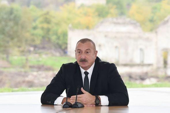 İlham Əliyevin Füzuli ictimaiyyətinin nümayəndələri ilə görüşdə çıxışı -  TAM MƏTN - FOTO