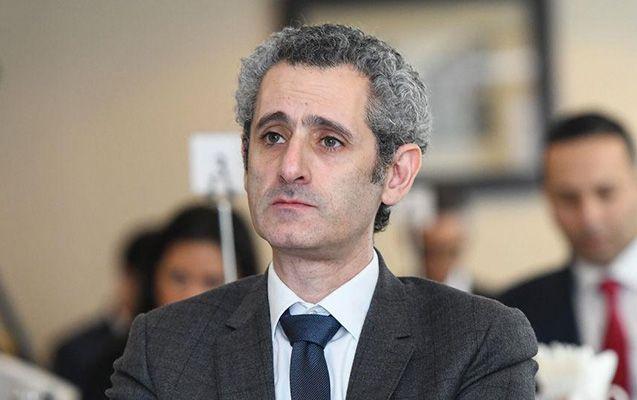 Zakari Qros Azərbaycanla bağlı bəyanat yaydı