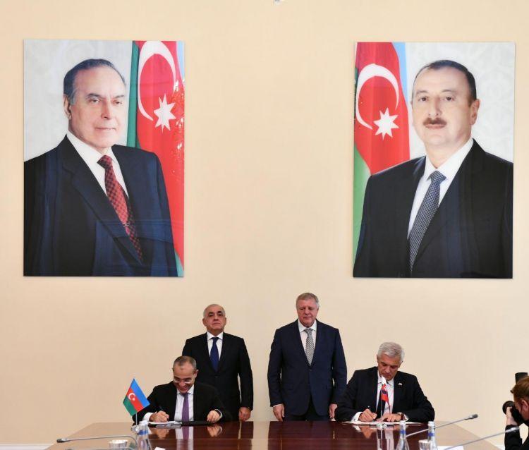 Azərbaycan-Slovakiya Birgə İşçi Qrupu yaradıldı
