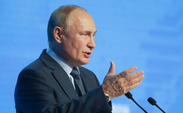 """""""NATO Rusiyanı aldadıb"""" -  Putin"""