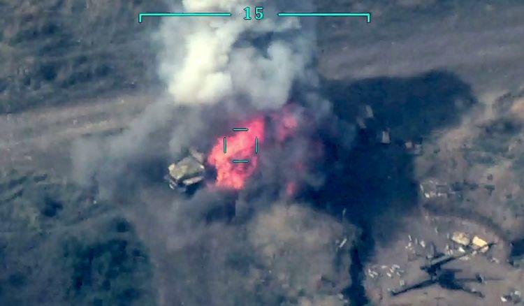 Polkovnik Ermənistanın S-300-lərinin necə vurulduğunu açıqladı
