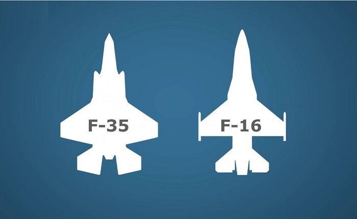 """""""Uçan kompüter"""":  """"F-35"""" ilə """"F-16""""nın əsas fərqi nədir?"""
