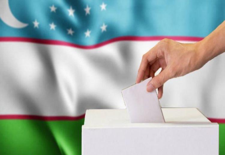 Özbəkistanda Prezident seçkilərinin nəticələri açıqlandı