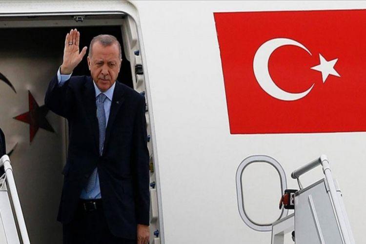 Türkiyə Prezidentinin Azərbaycana rəsmi səfəri başa çatıb